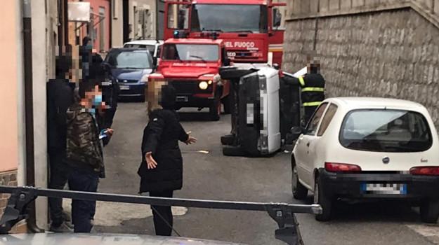 incidente San Giovanni in Fiore, Cosenza, Cronaca