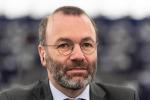 Weber, bene Draghi su Erdogan, Turchia non è Paese libero