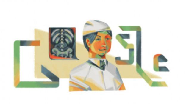 doodle, google, Vera Gedroits, Sicilia, Società