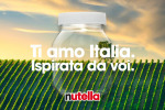 """""""Ti amo Italia 2021"""", ritorna la Special Edition Nutella"""
