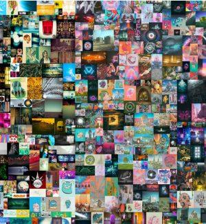 Cosa sono gli Nft: opere digitali vendute da Sotheby's per 16,8 milioni di dollari
