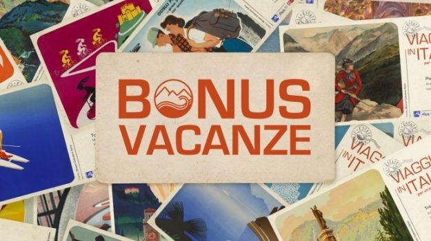 Bonus vacanze 2021, Sicilia, Società