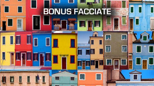 bonus facciate, Sicilia, Economia