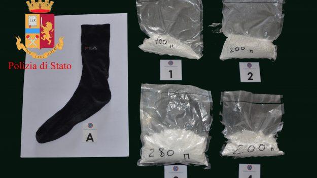 arresto rosarno, cocaina, polizia, Reggio, Cronaca