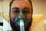 """Daniele De Rossi: """"Ho avuto molta paura, non è Covid che potevo curare a casa"""""""