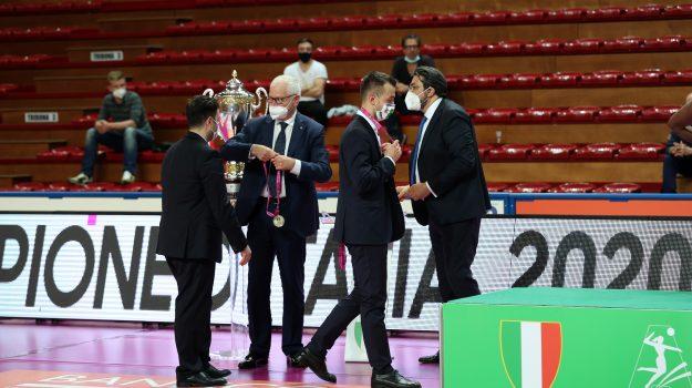 Volley femminile, quarto scudetto per Conegliano. E il cosentino Lionetti fa tris!