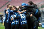 """L'Inter """"vede"""" lo scudetto: Darmian affonda il Cagliari. Tris Juventus, Napoli e Lazio corsari"""