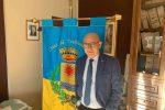 Il sindaco di Trebisacce Franco Mundo