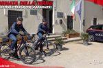 Giornata della Terra, biciclette elettriche per carabinieri nei Parchi