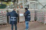 """Parenti, smantellata filiera illegale del pellet: """"sigillate"""" 300 tonnellate"""