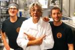 """Chef Locatelli pronto a riaprire Locanda a Londra: """"Già pieni per 4 settimane"""""""