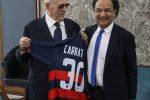 Addio a Carratelli, ex presidente del Cosenza. Il ricordo di Guarascio e il cordoglio di Occhiuto