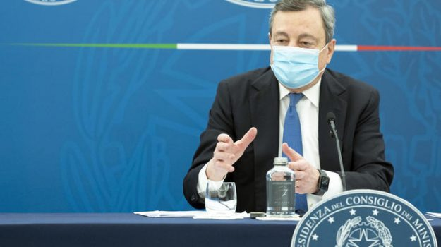 coronavirus, Global Health Summit, Mario Draghi, Sicilia, Politica