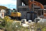Melito Porto Salvo, sgomberato insediamento rom abusivo. Abbattuti gli alloggi