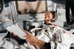 E' morto Michael Collins: con l'Apollo 11 nel 1969 conquistò la Luna con Armstrong e Aldrin