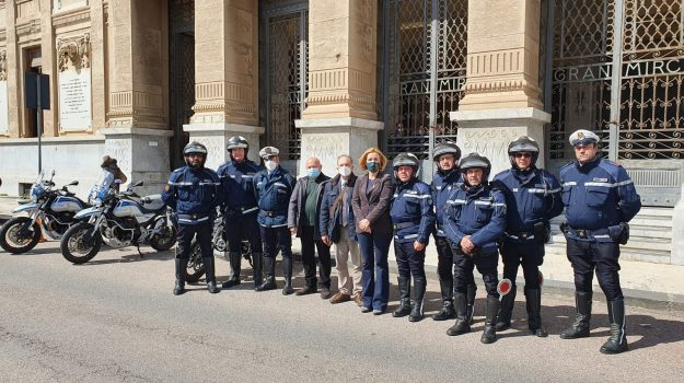 messina, nuove moto, polizia municipale, Messina, Cronaca