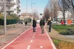 Cosenza, bici e runner: pericoli dietro l'angolo per lo sport fai-da-te