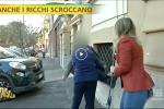 Striscia la Notizia, inviata aggredita per strada durante una video inchiesta