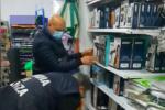 Megasequestro di prodotti per la casa e giocattoli a Milazzo, imprenditore cinese nei guai