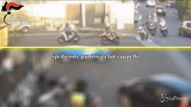 arresti, catania, dda, detenzione di armi, tentato mocidio, Sicilia, Cronaca