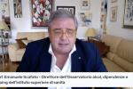 """Il prof. Emanuele Scafato (Iss): l'alcol tra i giovani è sempre """"irresponsabile"""""""