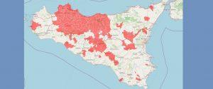 """Sicilia: in """"zona rossa"""" anche Aci Catena, Adrano, Giardini Naxos e Mistretta"""