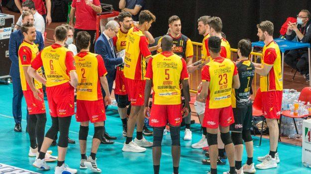 pallavolo, play-off quinto posto, superlega, tonno callipo, Valerio Baldovin, Catanzaro, Sport