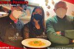 Il carpaccio di merluzzo della Taverna Kerkira - INGREDIENTI E PREPARAZIONE