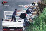 """Gioia Tauro, operazione """"Madre Natura"""". Smontato il sistema di rifiuti illeciti: 5 arresti"""