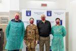Messina, proseguono le vaccinazioni all'ospedale militare: sei le linee attive
