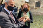 """Al castello di Schisò il """"cantiere della conoscenza"""": Naxos più vicina al nuovo museo"""