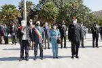 Il 25 aprile a Messina nel cuore della pandemia. L'omaggio delle istituzioni ai caduti