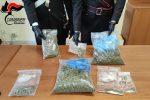 Rogliano, droga scovata negli appartamenti: un arresto e una denuncia