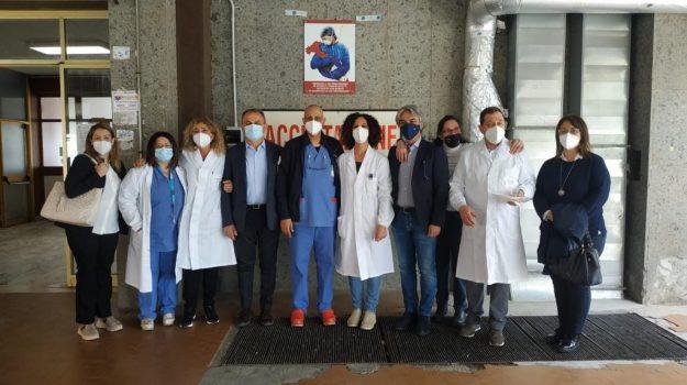 cetraro, ospedale, polemica, vittime covid, Calabria, Cronaca