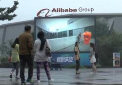 Cina, maxi-multa da 2,8 miliardi di dollari a Alibaba La sanzione inflitta per abuso di posizione dominante - LaPresse/AP