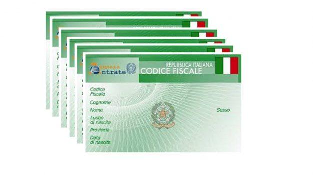 codice fiscale, Sicilia, Economia