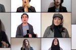 """Solidarietà e resilienza, il video """"a distanza"""" del coro Maurolico di Messina: """"Il Covid non ci ferma"""""""
