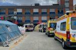 Covid a Cosenza, contagi e vittime raddoppiano nel giro di 24 ore