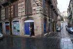 L'ex distaccamento dei Vigili urbani in corso Telesio a Cosenza