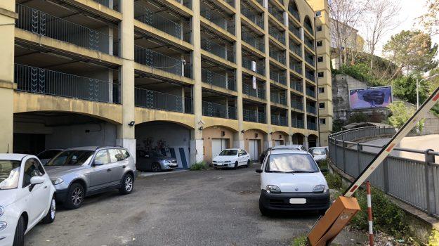 catanzaro, parcheggio multipiano, antonio de marco, Catanzaro, Cronaca