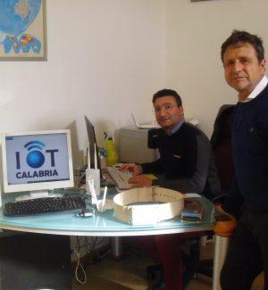 Francesco Scervino e Vincenzo Capula