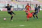 Fc Messina, ancora troppi errori in zona gol. Biancavilla, quinta non a caso - LE FOTO