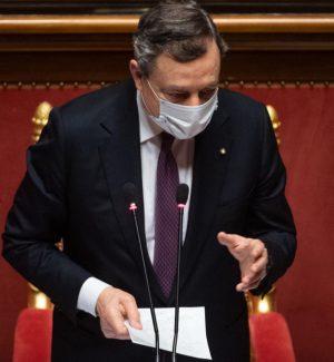 """Via libera delle Camere al Recovery, Draghi a sfida riforme: """"L'Italia non sarà come prima"""""""