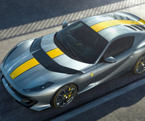 Ferrari svela prime immagini versione speciale 812 Superfast