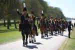 I funerali di Filippo a Windsor, iniziato il corteo funebre