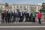 """La protesta dei forestali a Messina: """"Chiediamo certezze"""""""