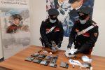 Crotone, controlli e contrasto allo spaccio di droga. Due arresti e sette denunce FOTO