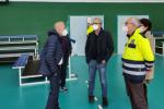 Hub vaccini a Messina, il Palarescifina pronto il 10 aprile
