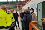 Vaccini a Messina, a buon punto l'hub del Palarescifina