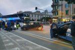 Messina, scontro auto-moto sul corso Cavour. Ferito un 18enne